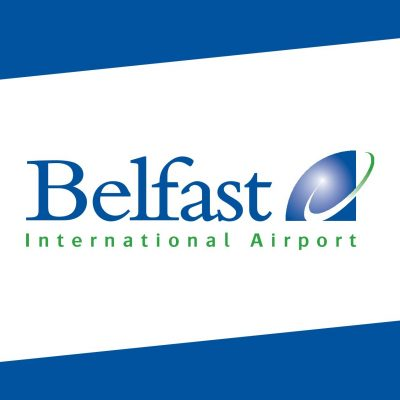 belfast international airport logo