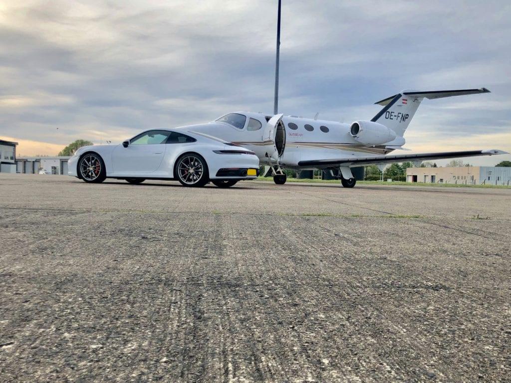 Jet / porsche